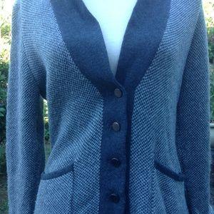 BR Soft Wool Cardigan